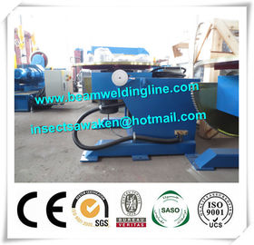 China 1T advanced Small Welding Positioner equipment , Turntable Weld Manipulator CE distributor