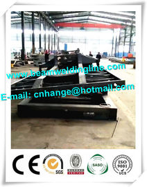 China Remote Control Method Box Beam Production Line Chassis Hydraulic Turning Machine distributor