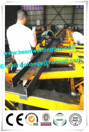China 5.5 Motor Box Beam Production Line H Beam Fit Up Machine Machine Assembly distributor