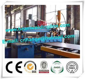 China Frequency Digital Control Box Beam Production Line / Steel Plate Butt Welding Machine distributor