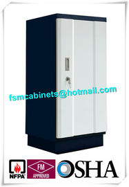 China Steel Security Fire Resistant File Cabinets Magnetic Proof For Storing Audio Tape / Video Tape distributor