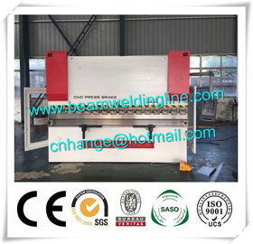 China WE67K -200T /4000 CNC Hydraulic Press Brake , Sheet Press Brake Bending Machine distributor