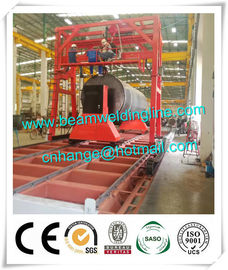 China Gantry Type Automatic Tank Welding Positioner Machine , Truck Beam Welding machine distributor