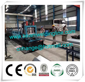 China C Z Interchangeable Purlin Roll Forming Machine , CZ Forming Machine Ceiling Machine distributor