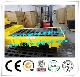 China Safety Fire Resistant File Cabinet Spill Pallet Chemical Spill Containment Deck Trays distributor