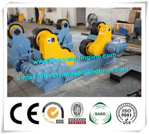 China Durable Pressure Vessel Pipe Welding Rotator / Welding Turning Roll distributor