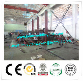 China Automatic Pipe Welding Column and Boom Manipulator For Pressure Vessel distributor