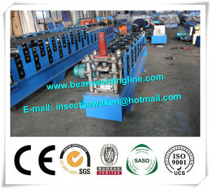 China Polyurethane PU Sandwich Panel Production Line Wall Angle Cold Roll Forming Machine distributor