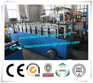 China Continuous PU Sandwich Panel Production Line for Keel Batten / Steel Hoist distributor