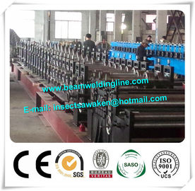 China Steel Trunking Roll Steel Silo Forming Machine Galvanized Cable Trays distributor