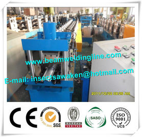 China Roller Shutter Steel Silo Forming Machine for Roof and Wall Sheet distributor