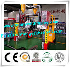 H Beam Horizontal Welding Machine Mechanical Type Tracking Method Gantry Type Trailer